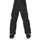 Spyder Action Kids Ski Pants, Black, medium