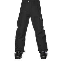 Spyder Action Kids Ski Pants, Black, 256