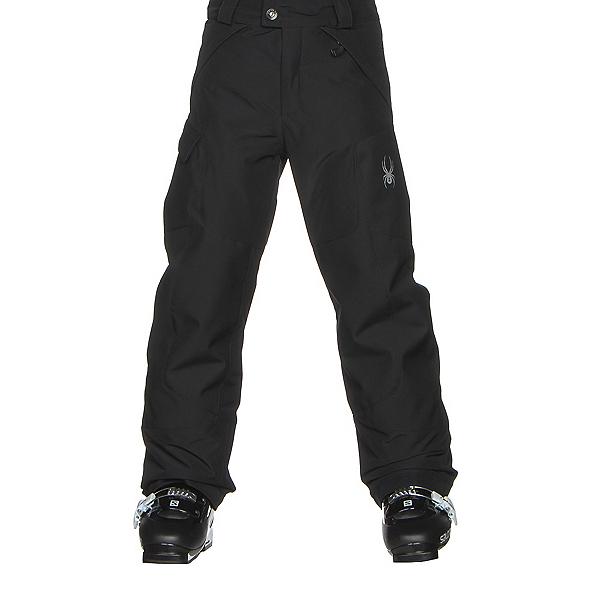 Spyder Action Kids Ski Pants (Previous Season), Black, 600