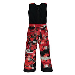 Spyder Mini Expedition Toddler Boys Ski Pants, Pixel Rage Print, 256