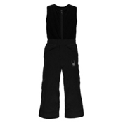 Spyder Mini Expedition Toddler Boys Ski Pants, Black, medium