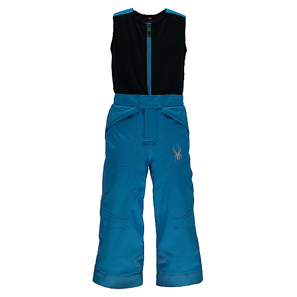 Spyder Mini Expedition Toddler Boys Ski Pants, Electric Blue, 600