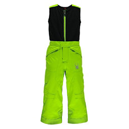 Spyder Mini Expedition Toddler Boys Ski Pants, Bryte Green, 256