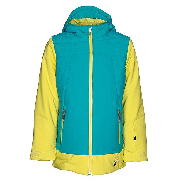 Spyder Moxie Girls Ski Jacket, , 600