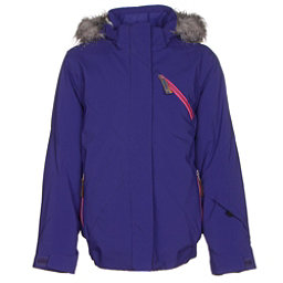 Spyder Lola Girls Ski Jacket (Previous Season), Pixie-Bryte Bubblegum, 256
