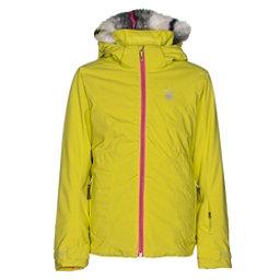 Spyder Eve Girls Ski Jacket, Acid-Bryte Bubblegum, 256