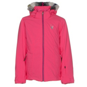 Spyder Eve Girls Ski Jacket, Bryte Bubblegum-Voila, medium