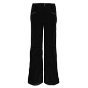 Spyder Vixen Athletic Girls Ski Pants, Black, medium