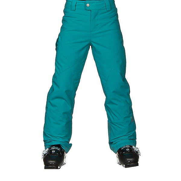 Spyder Mimi Girls Ski Pants (Previous Season), Bluebird, 600