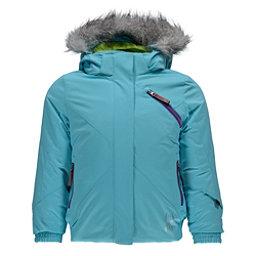 Spyder Bitsy Lola Toddler Girls Ski Jacket, Freeze-Iris, 256