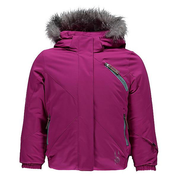 Spyder Bitsy Lola Toddler Girls Ski Jacket, Voila-Freeze, 600