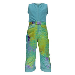 Spyder Bitsy Sweetart Toddler Girls Ski Pants (Previous Season), Morning Sky Acid Print-Freeze, 256