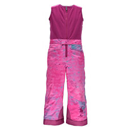 Spyder Bitsy Sweetart Toddler Girls Ski Pants (Previous Season), Morning Sky Freeze Print-Voila, 256