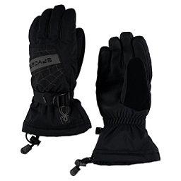 Spyder Overweb Kids Gloves, Black-Polar, 256