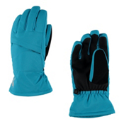 Spyder Astrid Girls Gloves, Bluebird, medium
