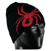 Spyder Reversible Bug Kids Hat, Black-Rage, medium