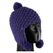 Spyder Bitsy Brrr Berry Toddlers Hat, Iris, medium