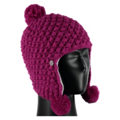 Spyder Bitsy Brrr Berry Toddlers Hat, Voila, medium