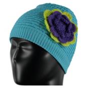 Spyder Bitsy Rosie Toddlers Hat, Freeze-Acid-Iris, medium