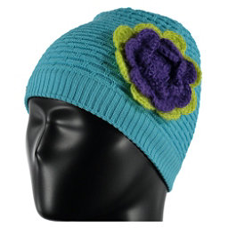 Spyder Bitsy Rosie Toddlers Hat, Freeze-Acid-Iris, 256