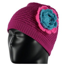 Spyder Bitsy Rosie Toddlers Hat, Voila-Bryte Bubblegum-Freeze, 256