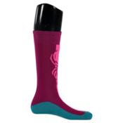 Spyder Swerve Girls Ski Socks, Voila, medium
