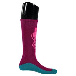 Spyder Swerve Girls Ski Socks, Voila, 256