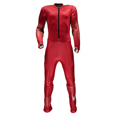 Spyder Boys Performance GS Race Suit, Red-Vampire, viewer