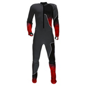 Spyder Nine Ninety Race Suit, Polar-Black-Rage, medium