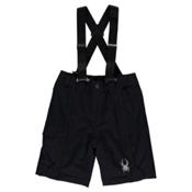 Spyder Training Shorts, Black, medium