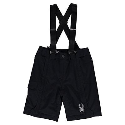 Spyder Boys Training Shorts, Black, viewer