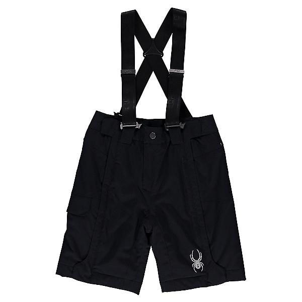 Spyder Boys Training Shorts (Previous Season), Black, 600