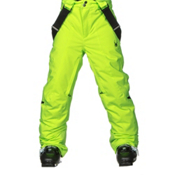 Spyder Bormio Kids Ski Pants, Bryte Green, medium