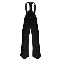 Spyder Bormio Kids Ski Pants, Black, 256