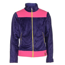 Spyder Core Caliper Girls Jacket, Pixie-Bryte Bubblegum-Acid, 256