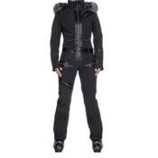 Spyder Eternity Womens One Piece Ski Suit, Black, medium
