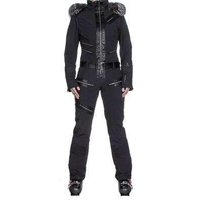Spyder Eternity Womens One Piece Ski Suit, Black, viewer