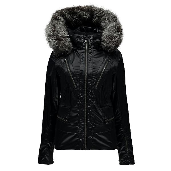 Spyder Posh Womens Insulated Ski Jacket, Black, 600