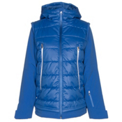 Spyder Moxie Womens Insulated Ski Jacket, Bling-Bling-Bling, medium