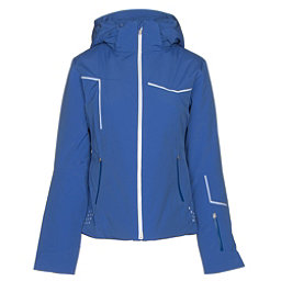 Spyder Project Womens Insulated Ski Jacket (Previous Season), Bling-White-White, 256
