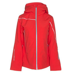 Spyder Syncere Womens Insulated Ski Jacket, Burst-Burst-Freeze, 256