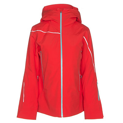 Spyder Syncere Womens Insulated Ski Jacket, Frozen Freeze Print-Freeze-Bla, viewer