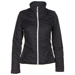 Spyder Glissade Womens Jacket (Previous Season), Black-Cirrus-Silver, 256
