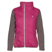 Spyder Exit Insulator Womens Vest, Voila-Silver, medium