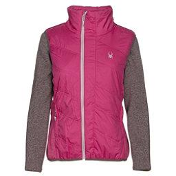 Spyder Exit Insulator Womens Vest, Voila-Silver, 256