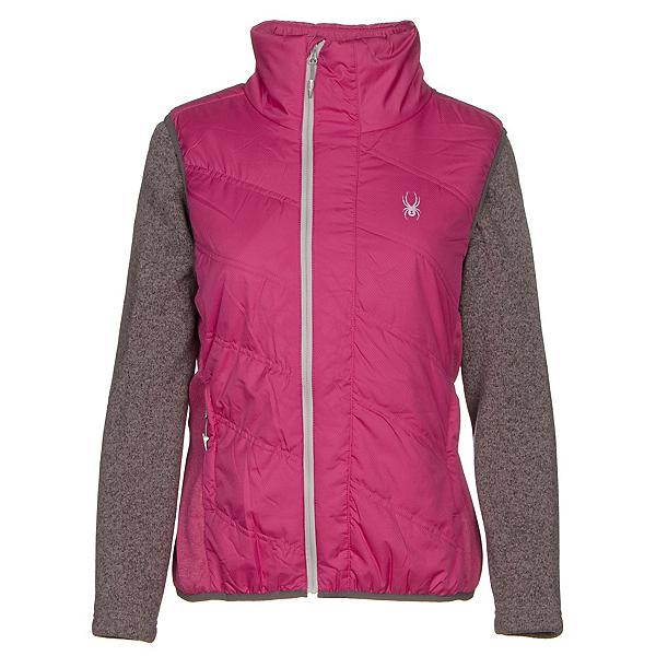 Spyder Exit Insulator Womens Vest, Voila-Silver, 600