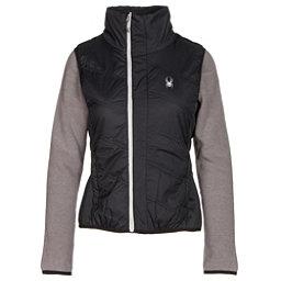 Spyder Exit Insulator Womens Vest, Black-Silver, 256
