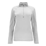 Spyder Savona Therma Stretch Womens Mid Layer, White, medium