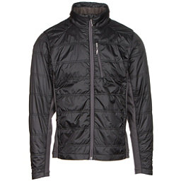 Spyder Glissade Mens Jacket, Black-Polar, 256
