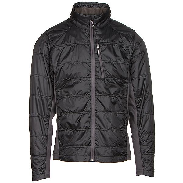 Spyder Glissade Mens Jacket, Black-Polar, 600